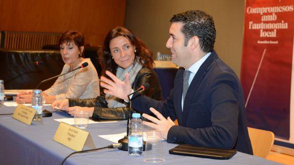 El CSITAL de Barcelona reitera a Sant Cugat el rebuig a la reforma local estatal