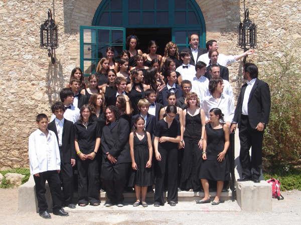 Sant Cugat, capital jove de la música simfònica