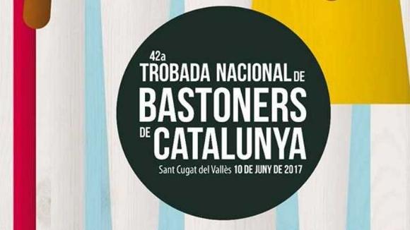 42a Trobada Nacional de Bastoners: Tronada d'inici i arrencada de les cercaviles