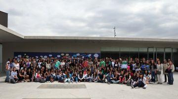 200 alumnes mediadors del Vallès Occidental i Osona es troben a Sant Cugat