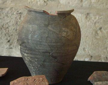 Troben restes arqueològiques de l'Edat de Bronze a Can Sant Joan