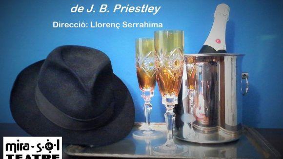 'Truca un inspector' de Priestley, aquest dissabte al Casal de Mira-sol
