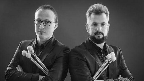 Tulam Duo ofereix un concert avui al vespre al Cafè Auditori