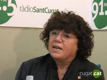 Montserrat Turu acusa CiU de Sant Cugat de boicotejar l'EMD de Valldoreix