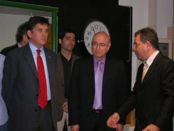 Televisió de Sant Cugat presenta oficialment en societat les seves noves instal·lacions