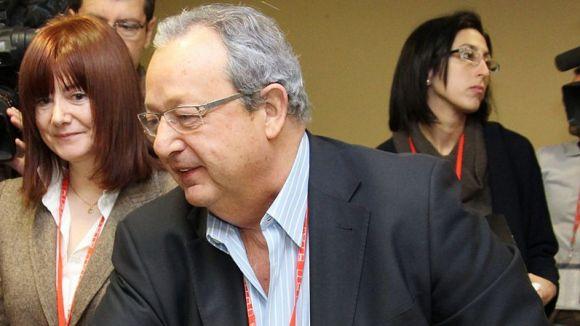 El PSC expressa el seu condol per la mort de Txiki Benegas