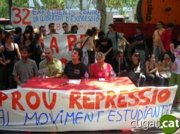 L'Assemblea d'Esudiants de la UAB manté l'ocupació a les facultats