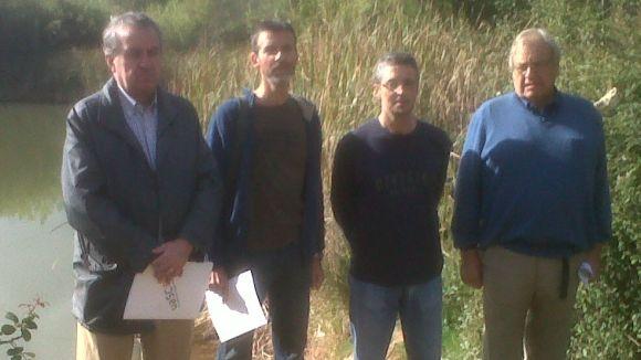 La uaSC suma esforços per protegir l'Estany dels Alous