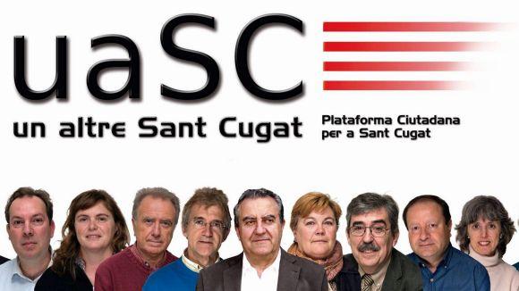 La uaSC vol obtenir representació per trencar la majoria absoluta de CiU