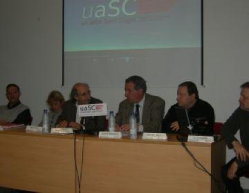 uaSC es marca com a objectiu tenir dos regidors i concórrer a Valldoreix