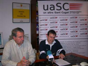 El Sant Cugat Esport és el model de club a seguir, segons la uaSC