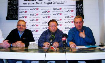 La uaSC crearà el web de participació ciutadana Gent de Sant Cugat