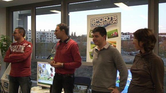 Ubisoft avança a Sant Cugat l'estrena de 'Sports Connection' per a Wii U