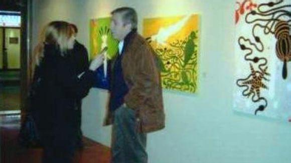 La Canals Galeria d'Art tanca l'any amb una exposició de l'artista Josep Uclés