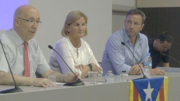 De Gispert veu Duran molt preocupat pel rumb de la consulta del 14J