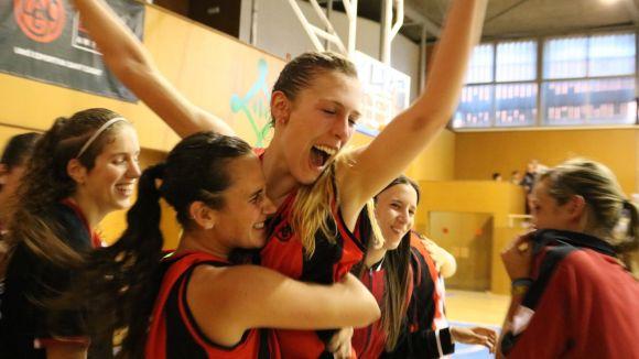 La UESC femenina assoleix la permanència a Primera Catalana tot i perdre davant el Boet Mataró