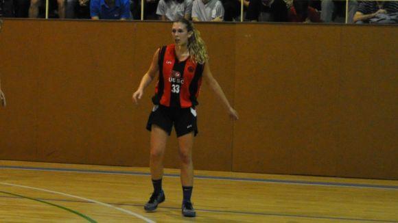 Saioa Lucas, jugadora destacada aquesta jornada amb la UESC