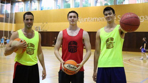El bàsquet no s'atura a la UE Sant Cugat al juliol amb l'Offseason Camp