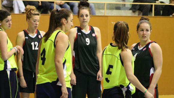 L'últim quart condemna la UESC davant un rival directe, el Messer Tarragona