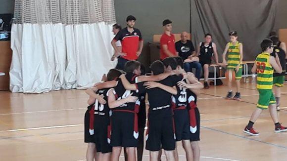 L'infantil de la UESC supera el Creu Alta i jugarà la final del Català territorial contra el Minguella