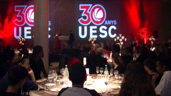 170 assistents han celebrat l'aniversari de l'entitat amb un sopar