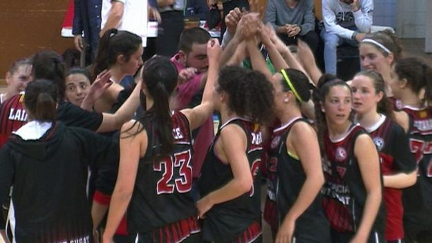 El femení de la UESC rep el líder a la 25a jornada de Primera Catalana