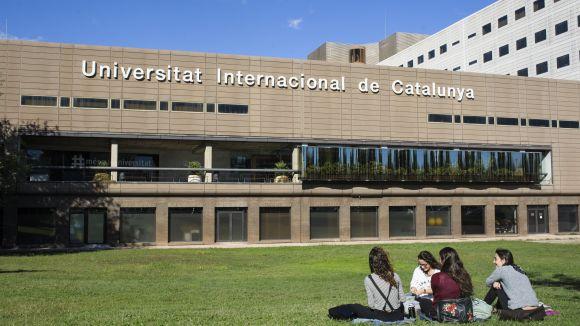 El Campus de Sant Cugat / Foto: UIC