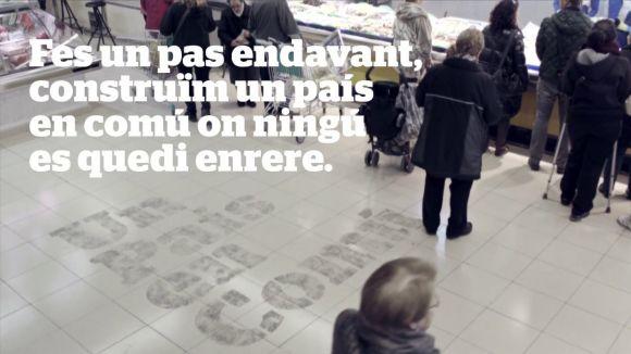 Imatge promocional de la campanya / Foto: YouTube