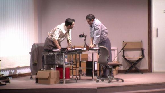 'Una altra pel·lícula' qüestiona el preu dels somnis al Teatre-Auditori