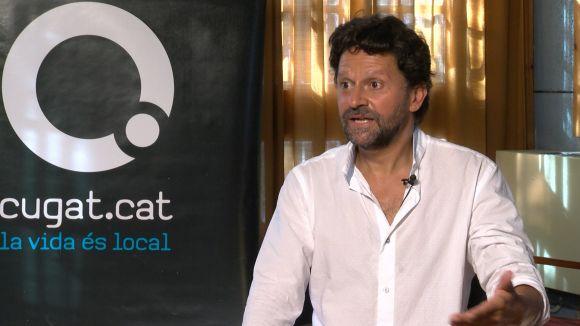 José María Blanco: 'El ciberespai s'ha convertit en un camp de batalla, però amb armes diferents'