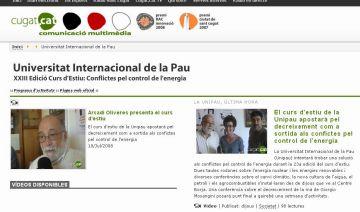 Cugat.cat apropa el curs d'estiu de la Unipau als santcugatencs