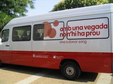 El Banc de Sang obsequia les donacions amb un servei gratuït de perruqueria