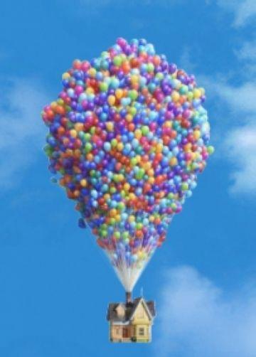 El film d'animació de Pixar en 3D 'Up', principal estrena als cinemes locals