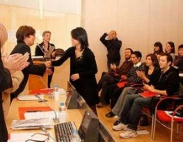 Un mètode d'aprenentatge del xinès s'emporta el premi UPF Emprèn, patrocinat per Banc Sabadell