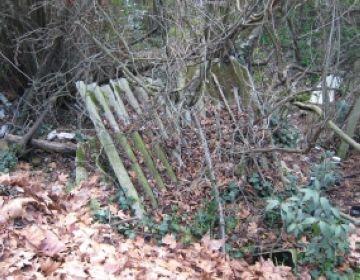 El Mussol alerta que la zona del Torrent dels Bosquerons conté restes d'uralita