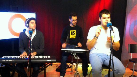 Urban Lights presenta el seu segon disc al 'Desendolla't' de Cugat tv