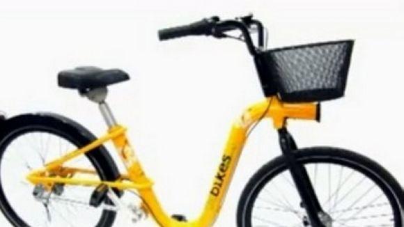 Una bicicleta d'Edse Inventiva guanya el Premi de Disseny per al reciclatge