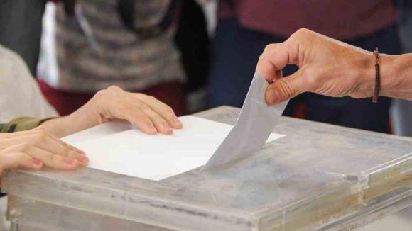 Mapa electoral 26J: ERC s'imposa al centre i CDC manté Valldoreix però perd Mira-sol