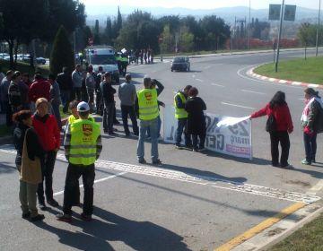 Els sindicats demanen al PP moure fitxa després de l''èxit' de la vaga