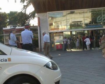 La presència policial ha augmentat a la tarda
