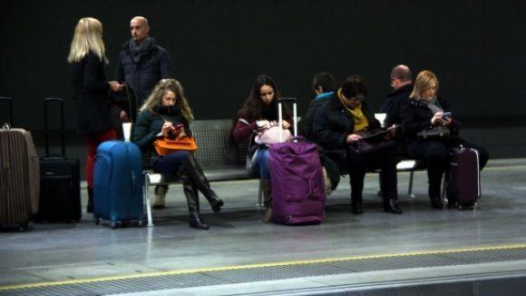 La vaga afectarà a l'estació de Renfe Coll Favà