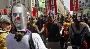 Els sindicats repensen l'estratègia després del baix seguiment de la vaga