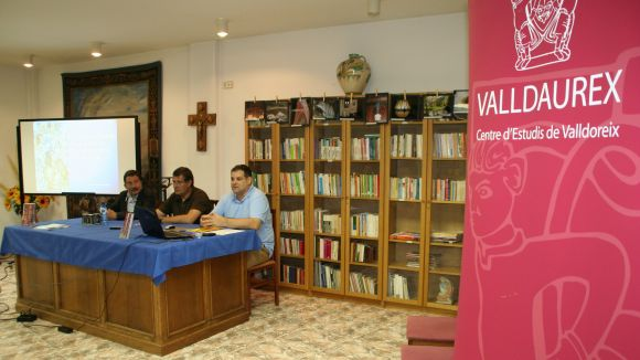 Gairebé 20 anys impartint història del territori a Valldoreix