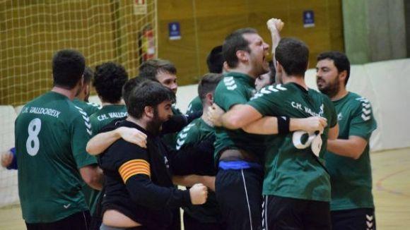 L'objectiu marcat pel club és pujar a Primera Catalana / Font: CH Valldoreix