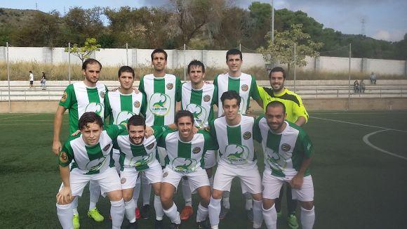 El Valldoreix FC perd a casa davant el Sant Pol en un partit on ha merescut ms