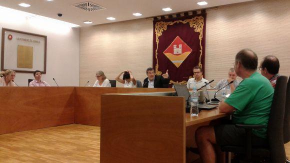 Puig defensa la modificació del conveni amb la concessionària del complex esportiu de Valldoreix