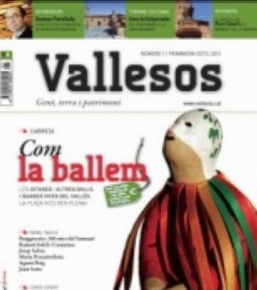 Surt a la llum la nova revista-llibre del Vallès, 'Vallesos'