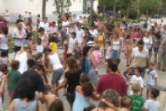 Centenars de persones han participat de la Festa Major de Mira-sol aquest cap de setmana