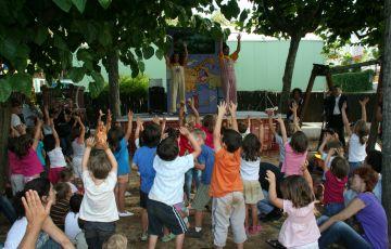 L'Escola Bressol de Valldoreix celebra el final de curs