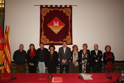 Primer aniversari del pacte de govern a l'EMD de Valldoreix